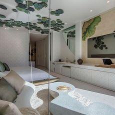 迷人东南亚风格家装客厅效果图