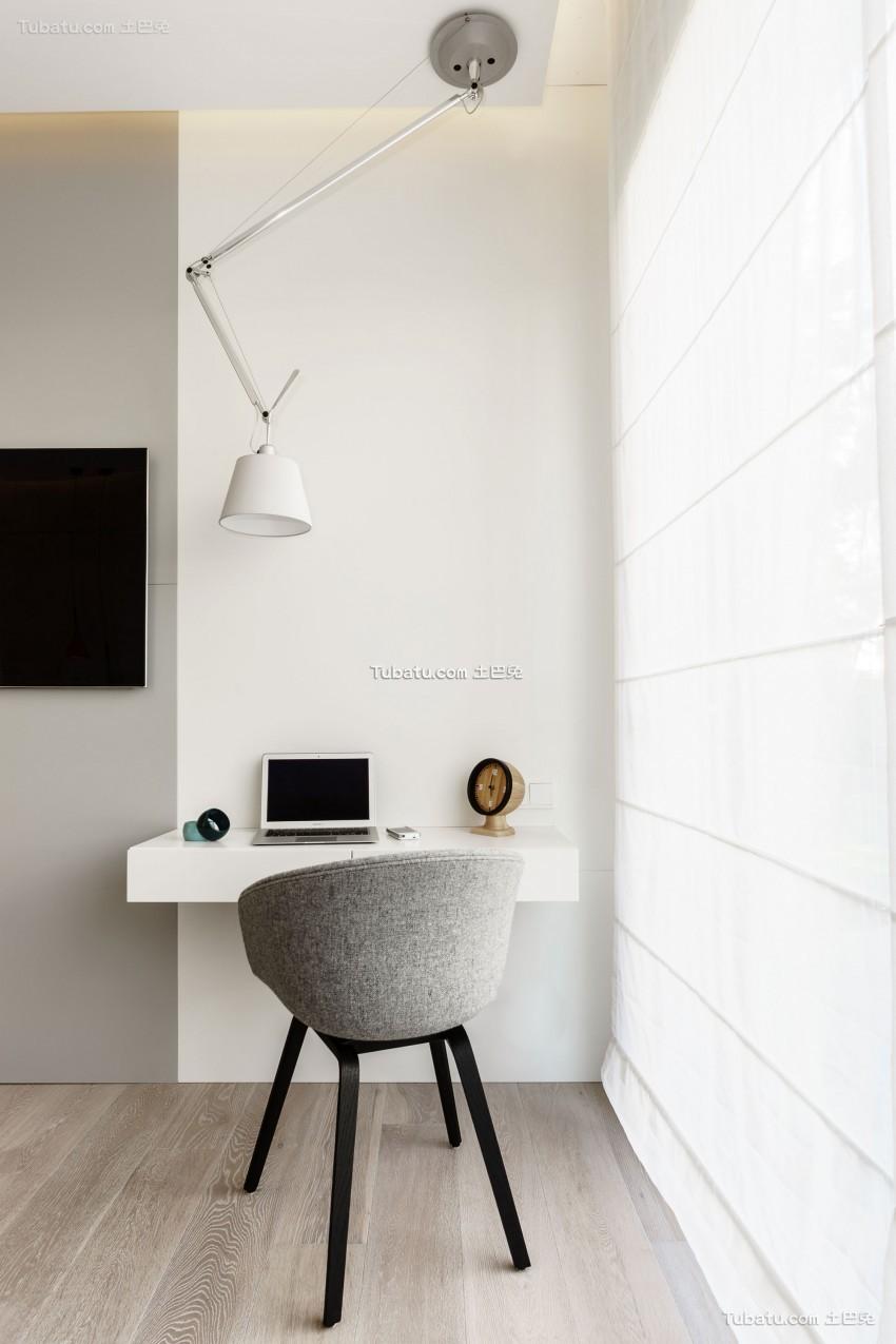 现代简约设计吊顶家装效果图