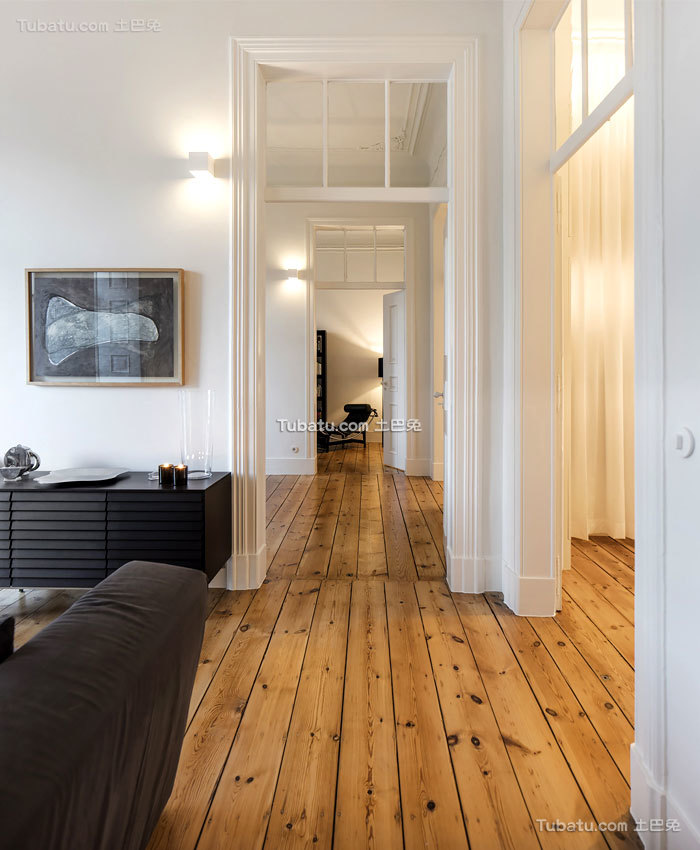 简约风格公寓设计效果图