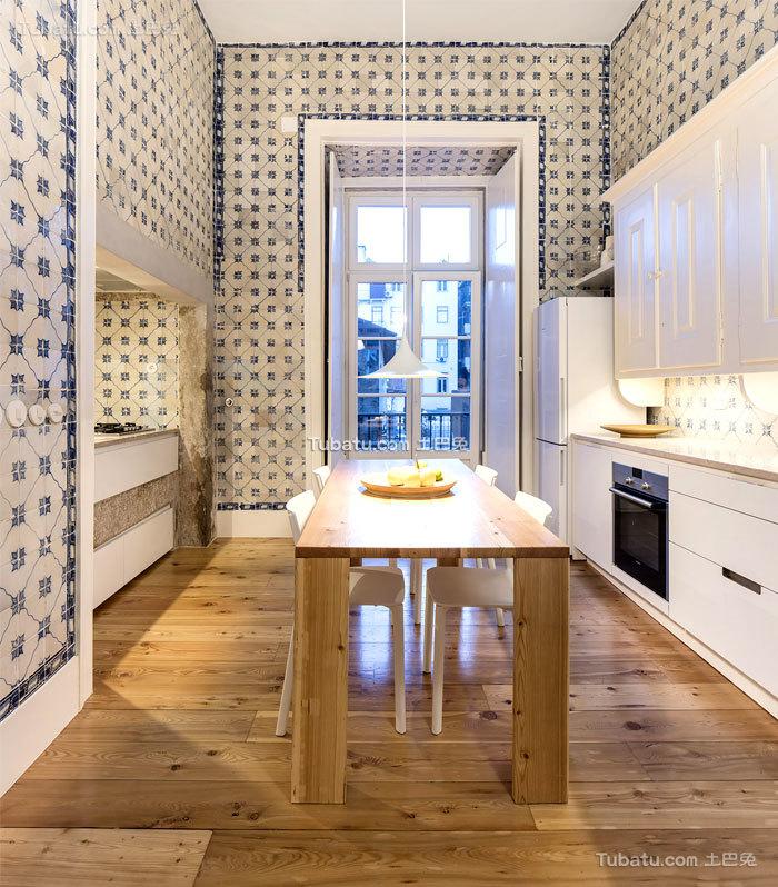 简约风格厨房设计 效果图