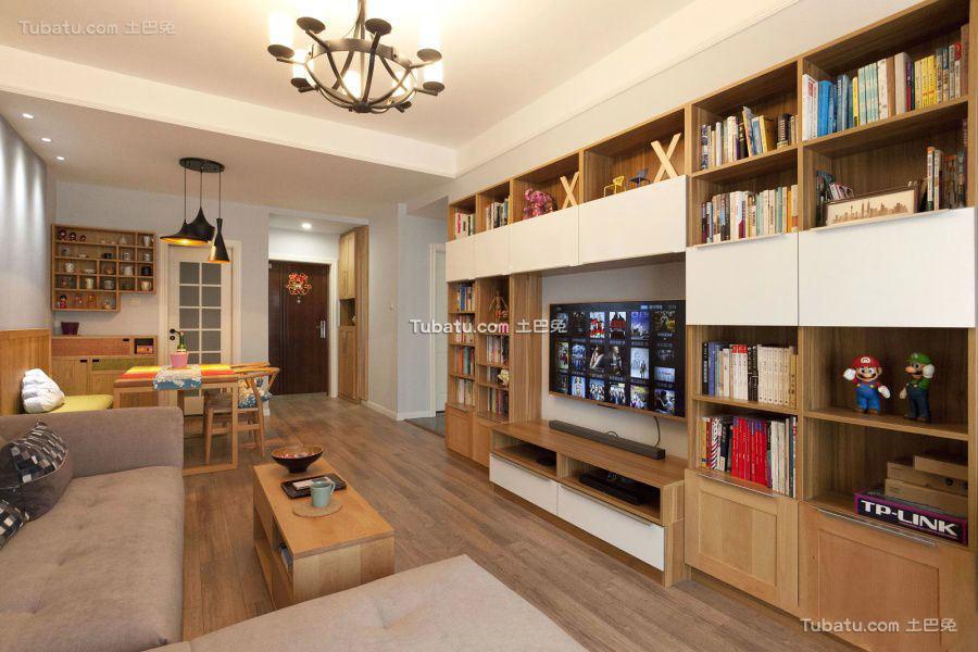 现代简约一居室设计图集