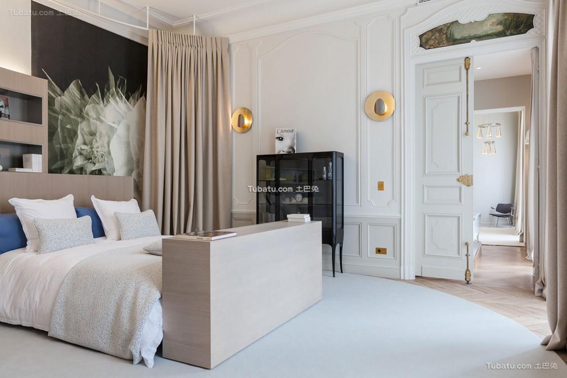 欧式卧室设计装修图