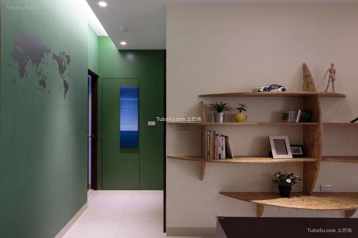 日式隐形门设计