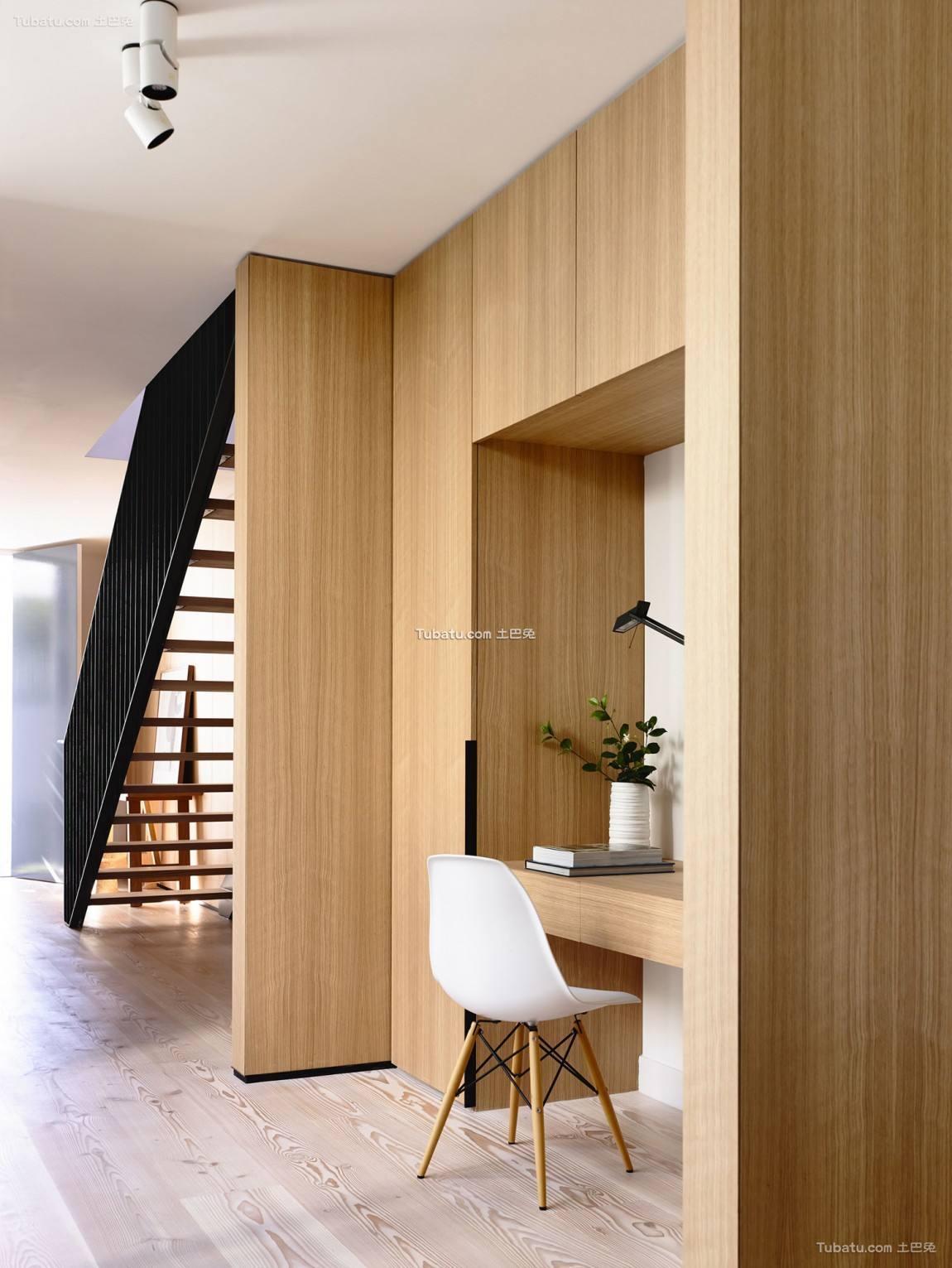 日式书房设计装修