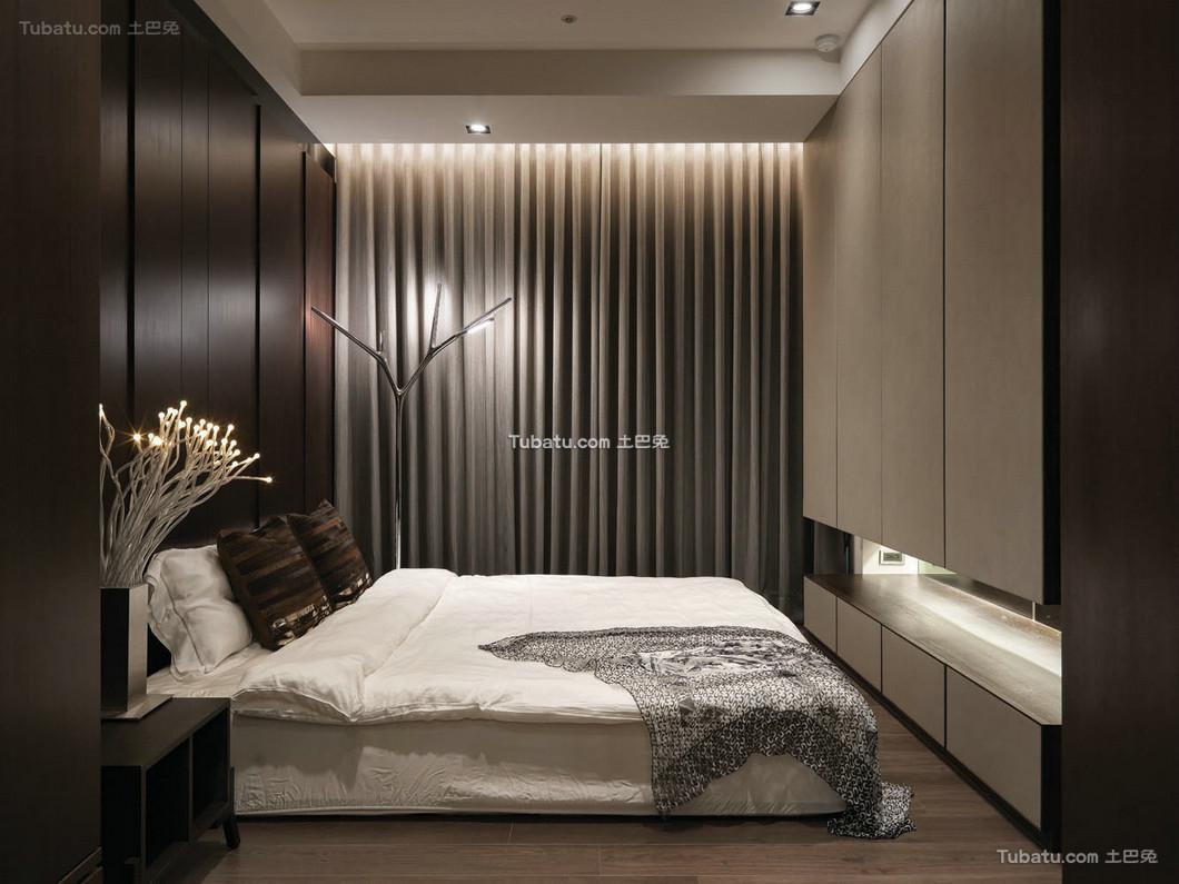 现代时尚卧室设计图集
