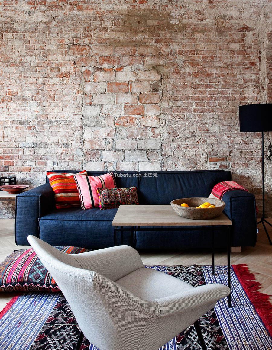北欧一居室设计装修图