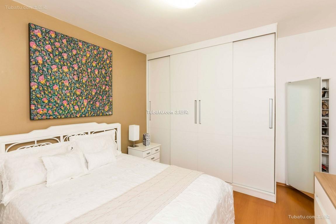 美式现代家装卧室设计