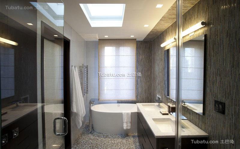 东南亚风卫浴设计