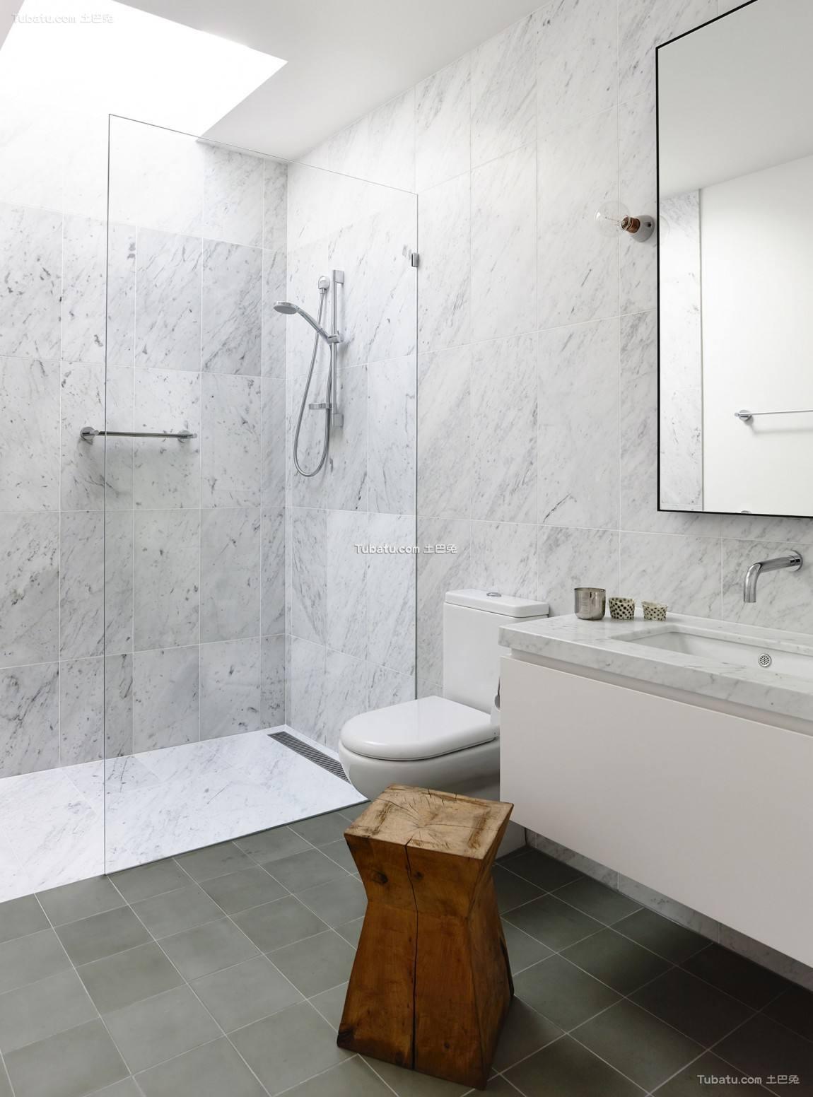 日式卫浴装修设计