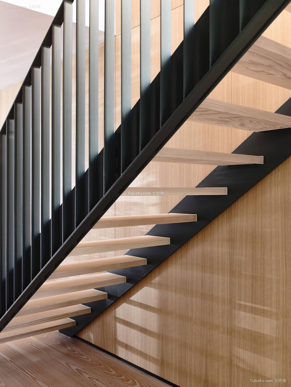 日式楼梯装修设计