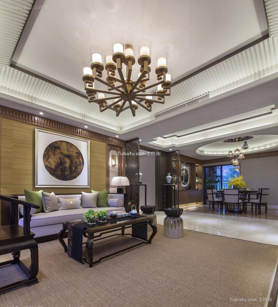 中式客厅装修图册