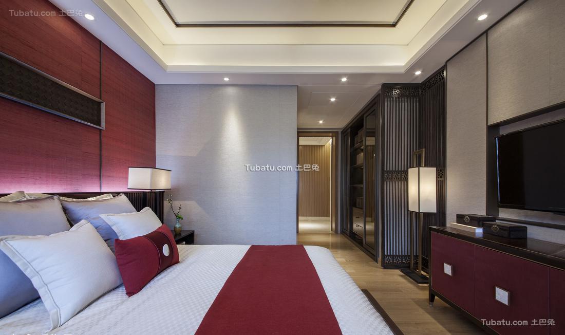 中式卧室装修图册
