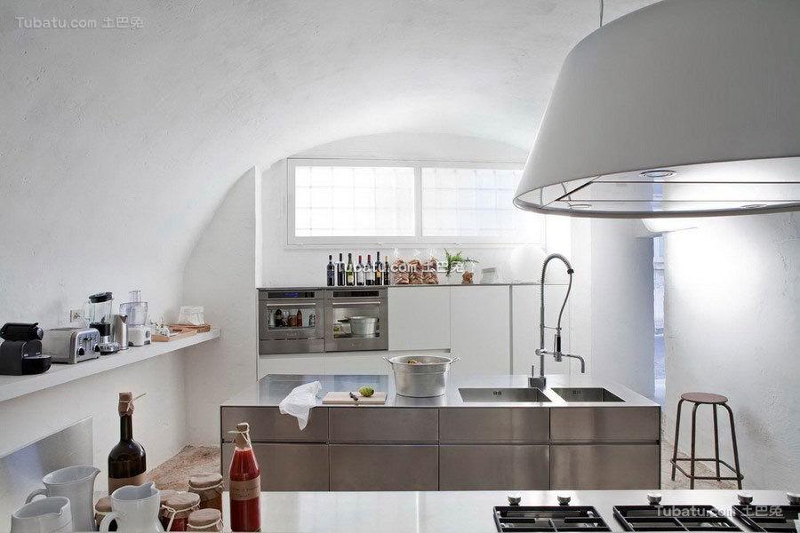 地中海厨房装修图设计