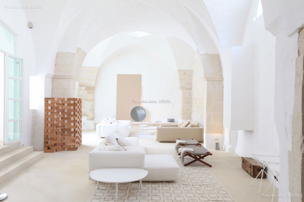 地中海客厅装修图设计