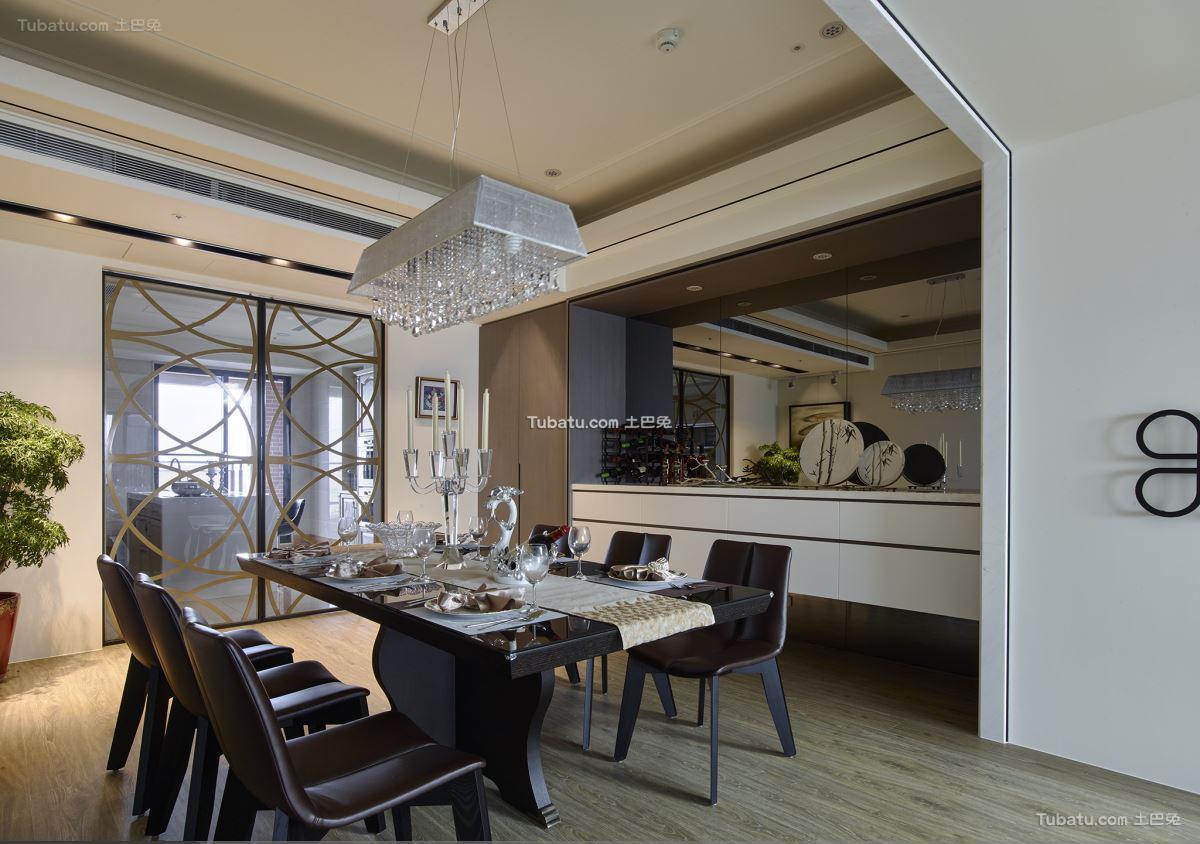 中式东方风华餐厅设计