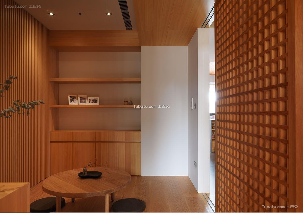 日式风榻榻米家装设计
