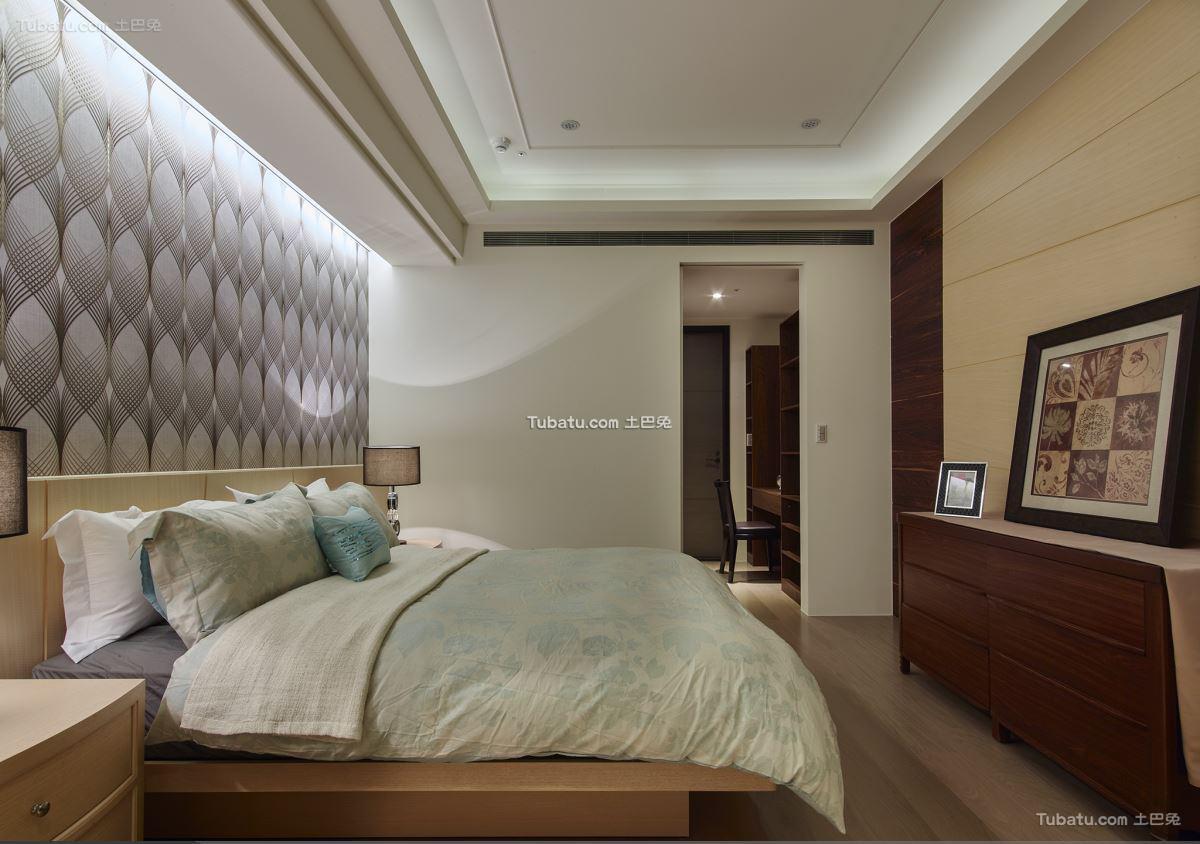 中式东方风华卧室设计