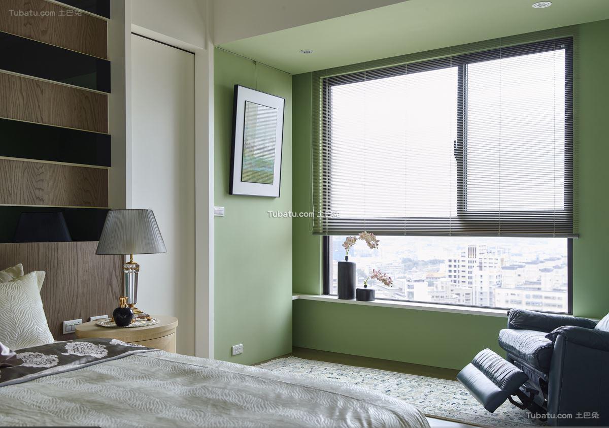 中式东方风华飘窗设计