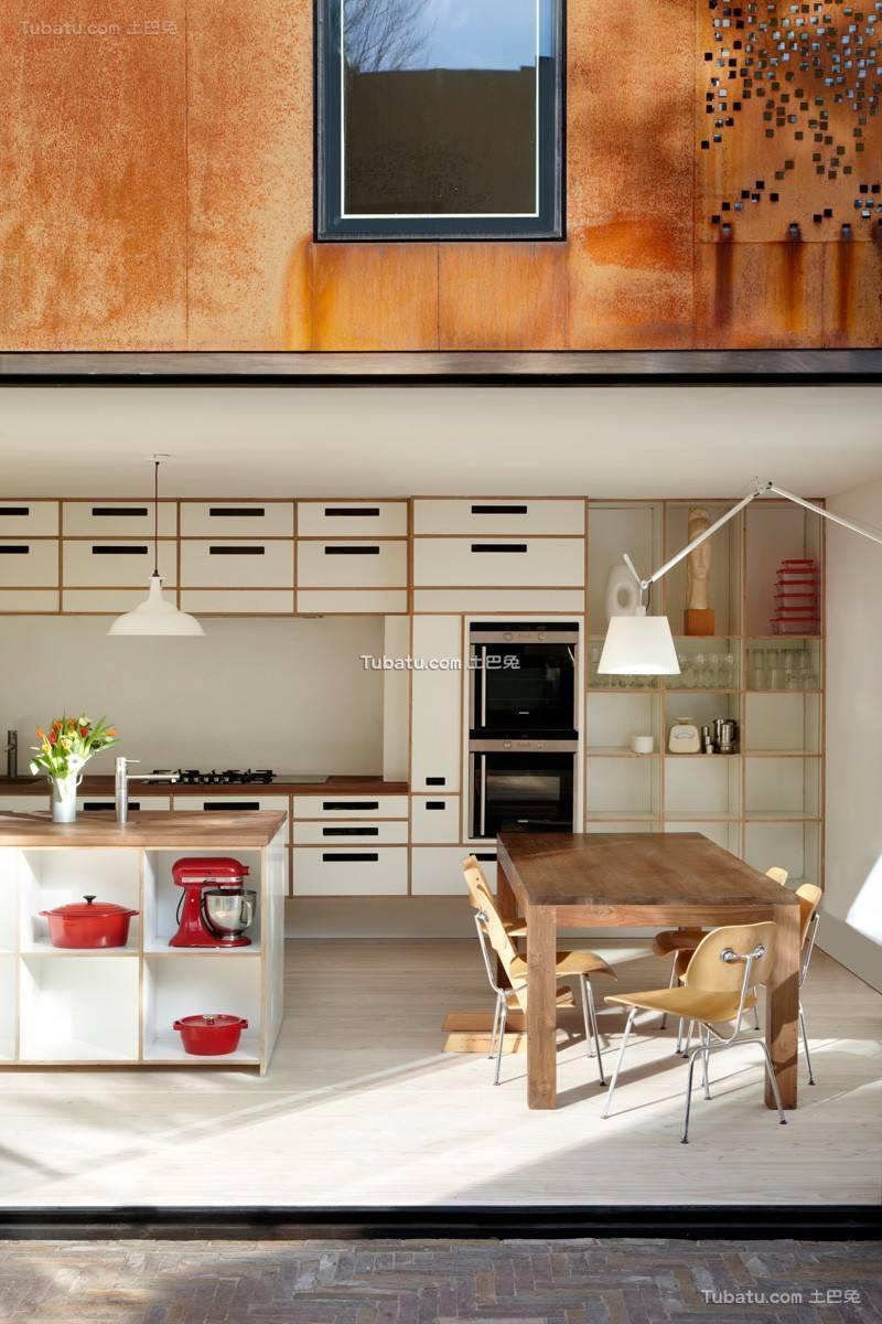 简约现代居家餐厅设计