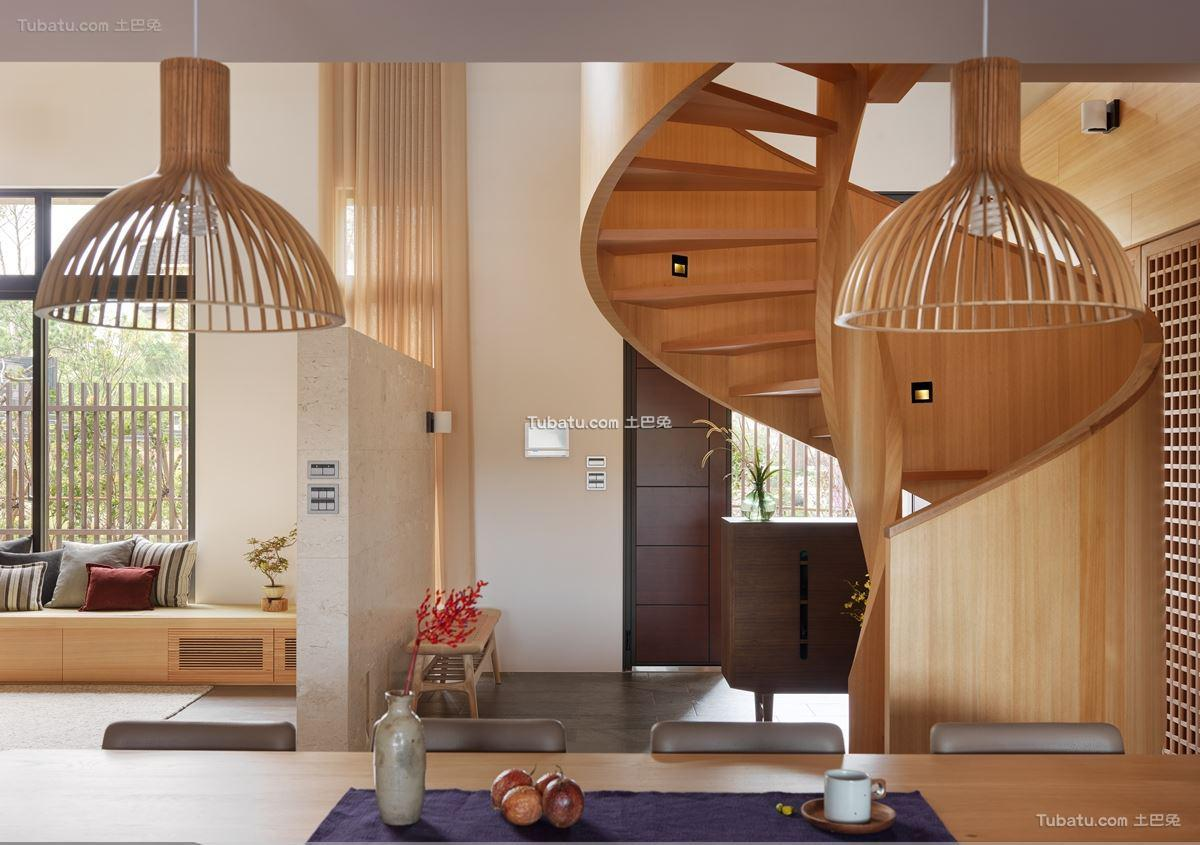 日式风玄关家装设计