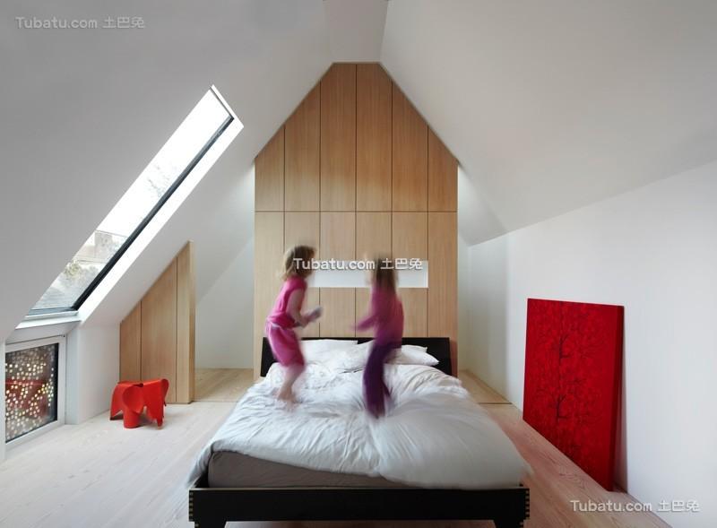 简约现代居家卧室设计