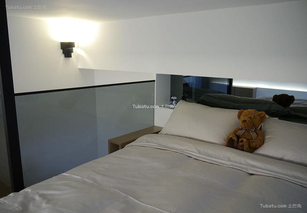 现代家装卧室设计图集