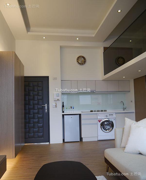 现代家装橱柜设计