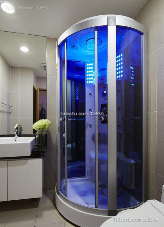 现代风卫浴设计