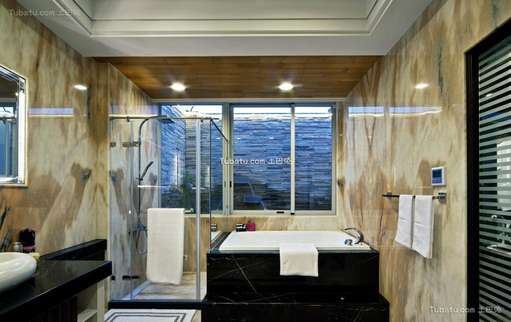 欧式卫浴设计图大全