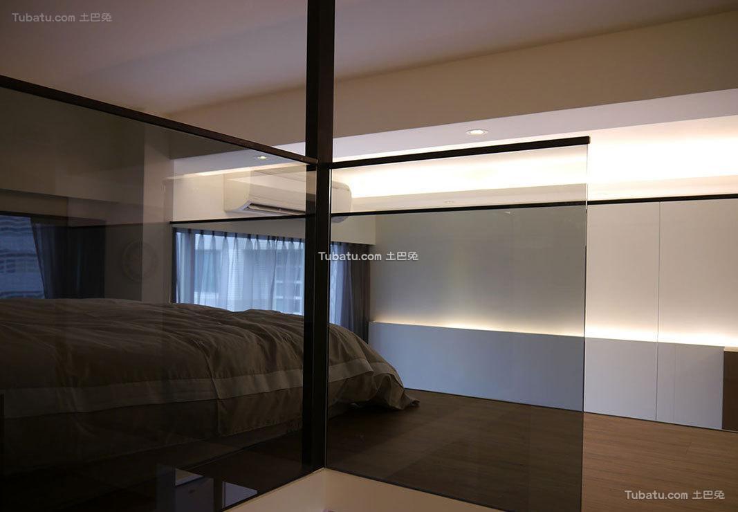 现代家装隔断设计