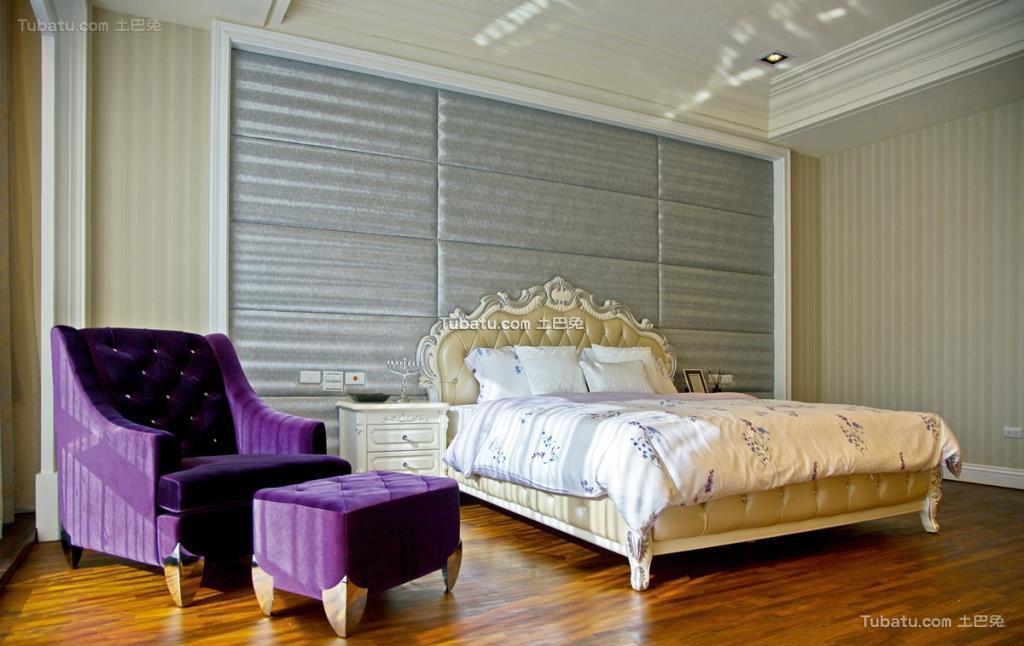 欧式卧室设计图大全