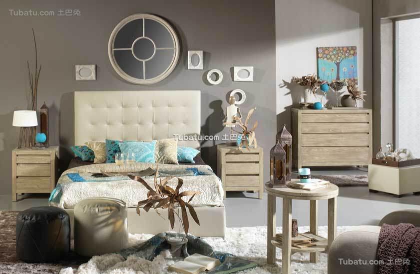 北欧风卧室装修图设计大全