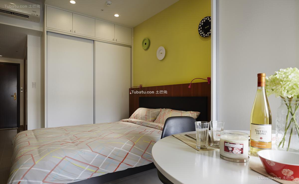 现代风卧室设计大全