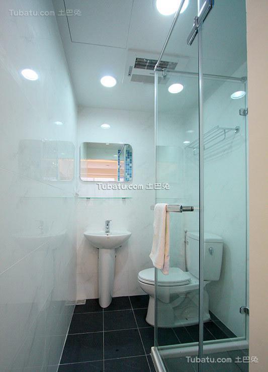简约家装卫浴设计