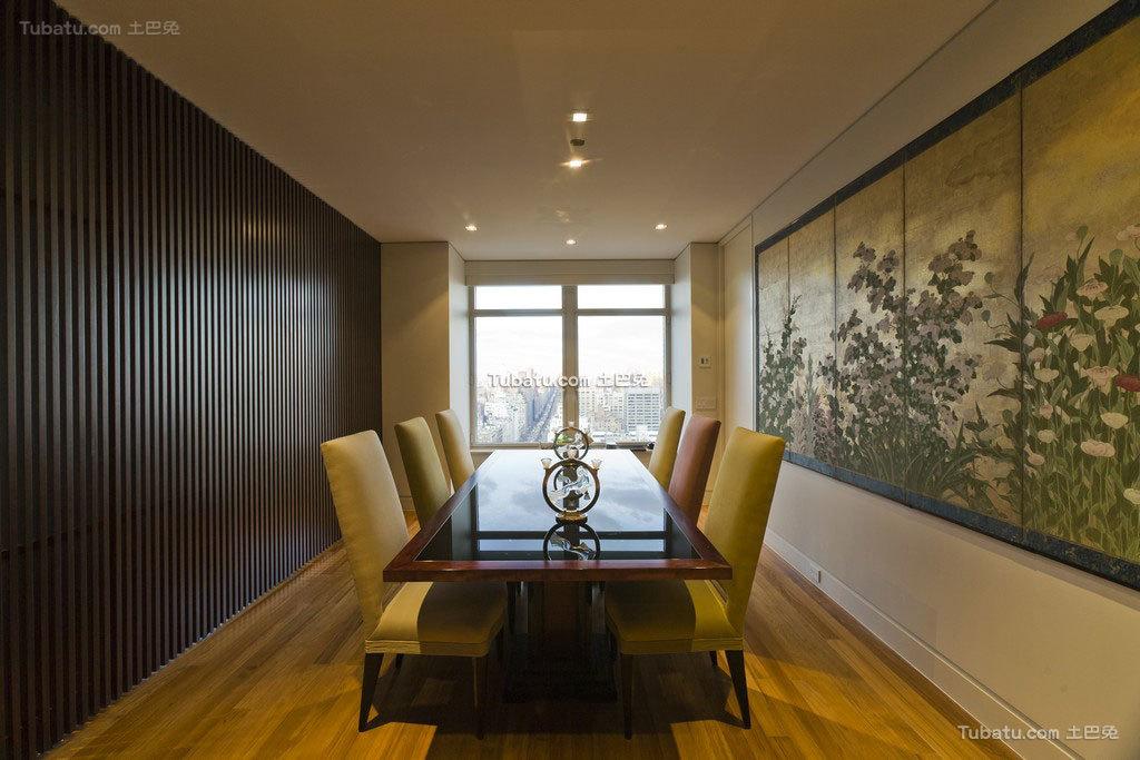 中式风格家装餐厅设计大全