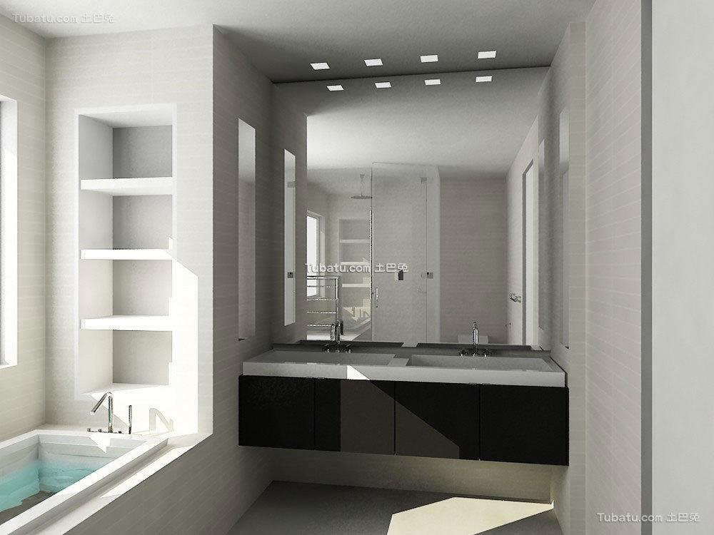 中式家装卫浴设计大全