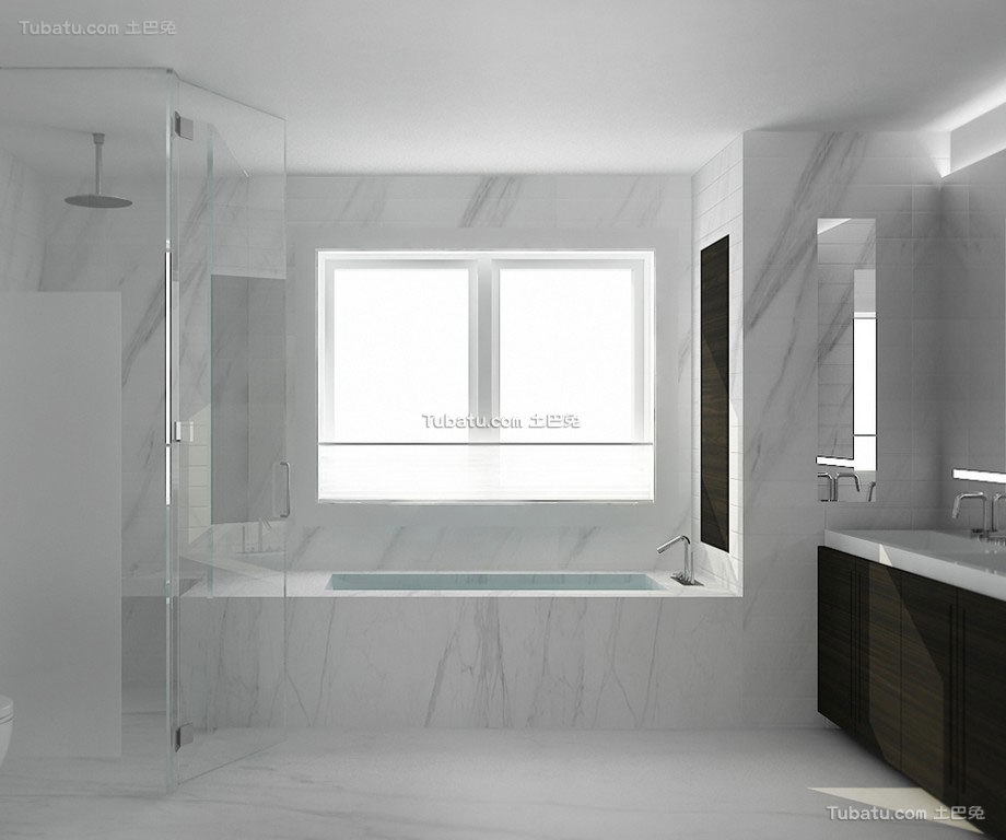中式风格家装卫浴设计大全