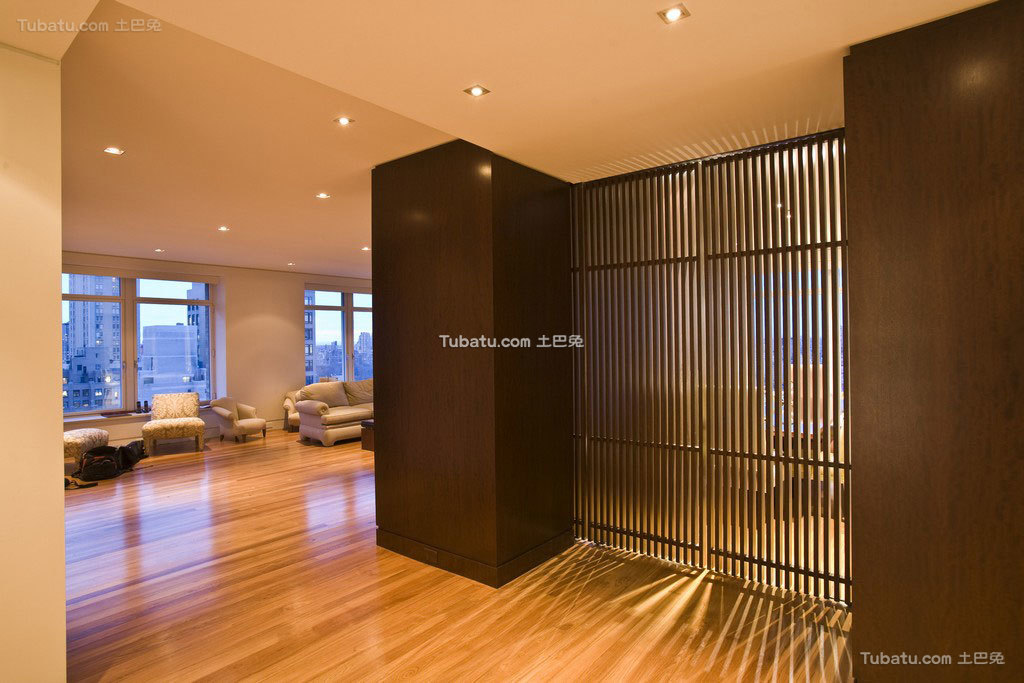 中式风格家装玄关设计大全