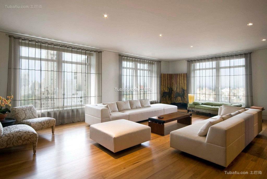 中式风格家装客厅设计大全