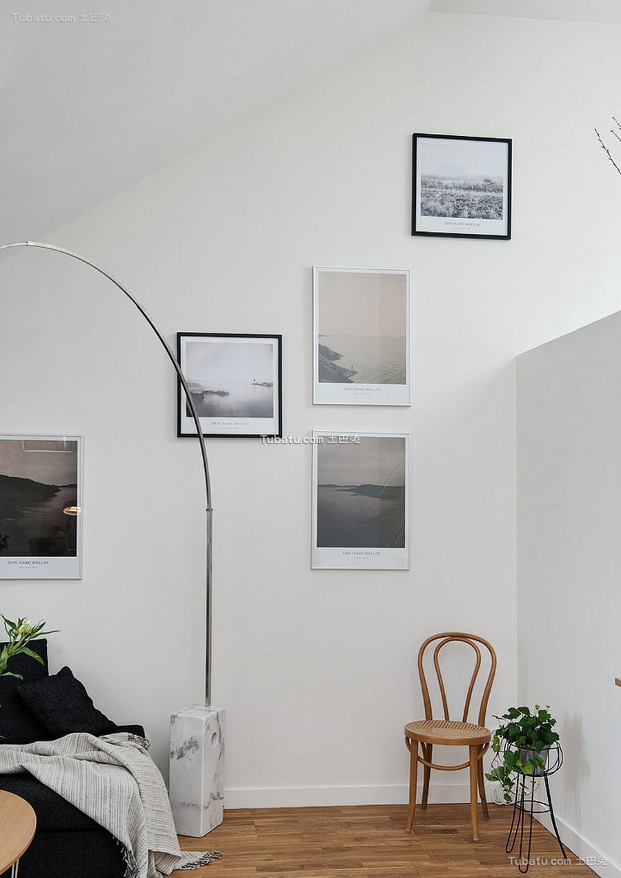 公寓相片墙