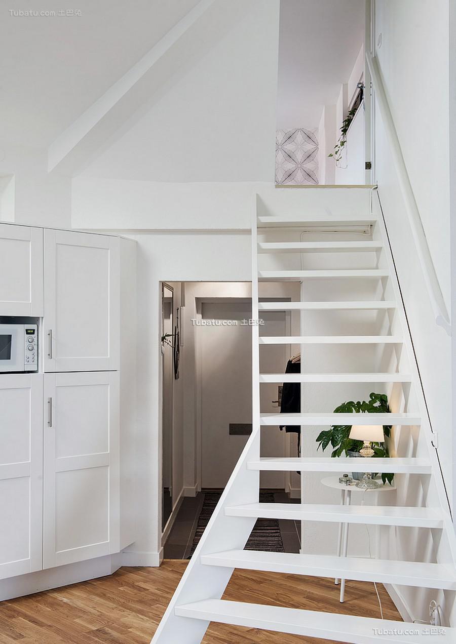 现代简约楼梯图册