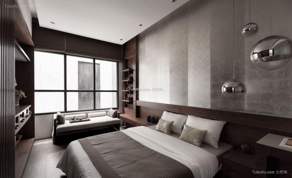 中式卧室图册