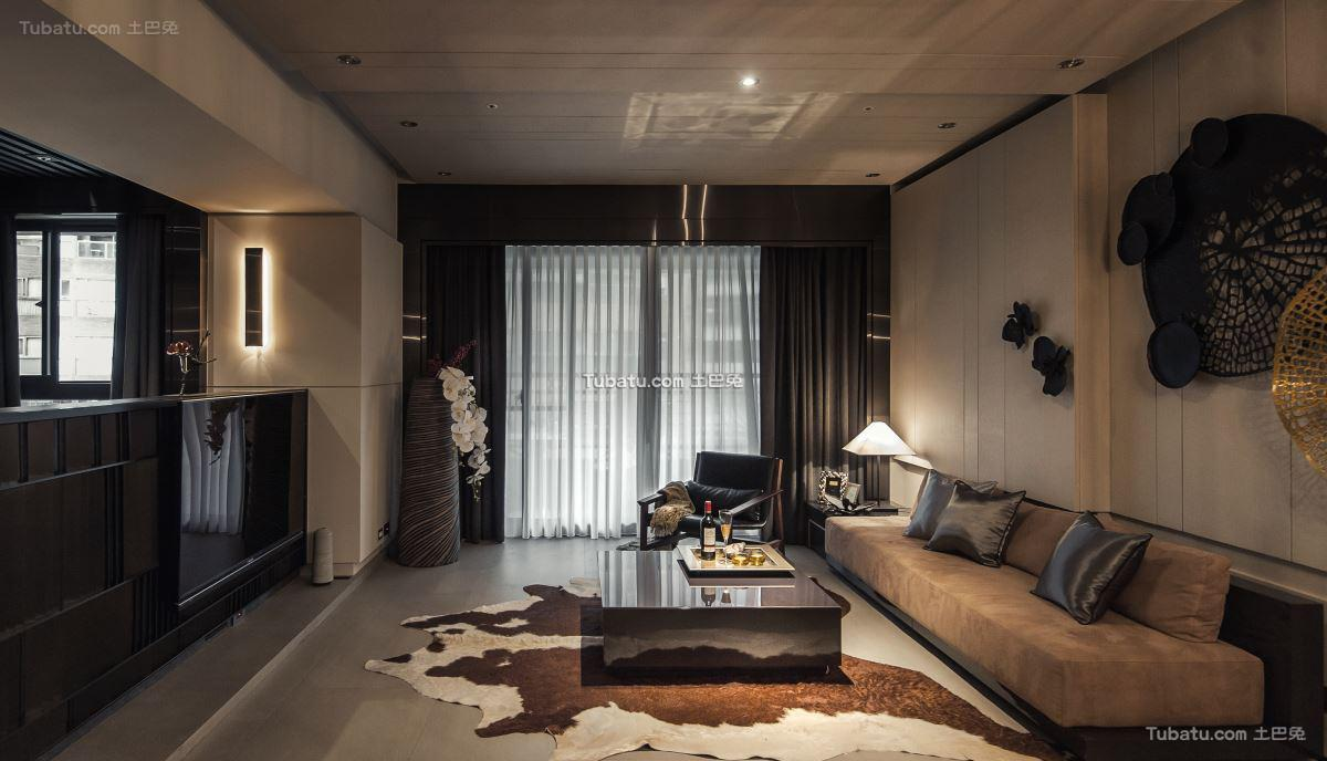 中式家装二居室图集