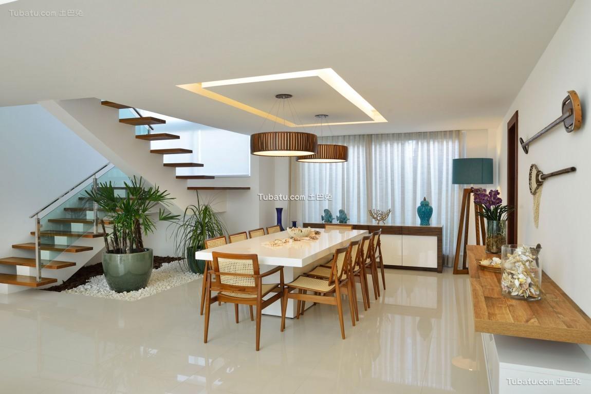 东南亚风餐厅图集设计