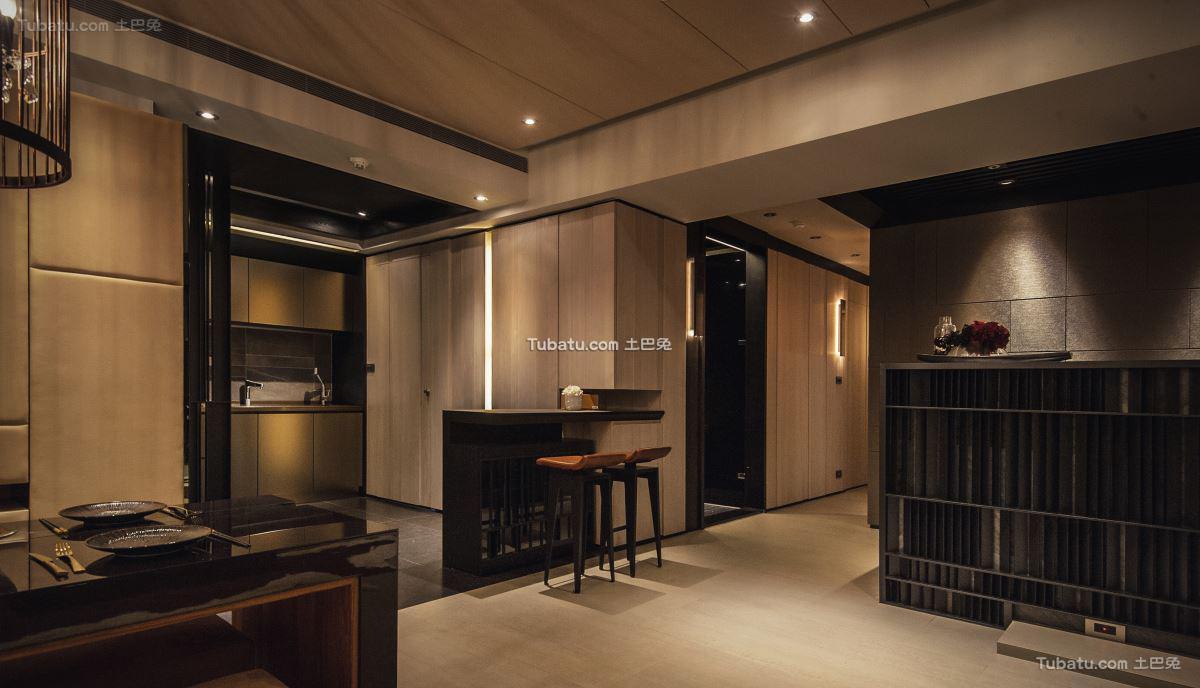 中式家装吧台图册