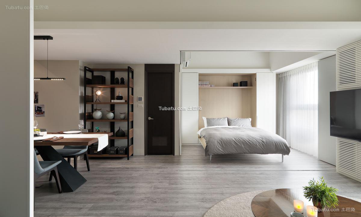 现代风卧室设计