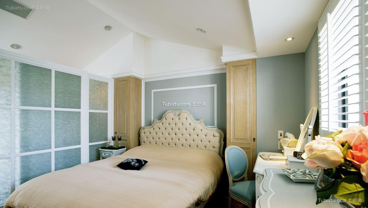 美式风卧室图集