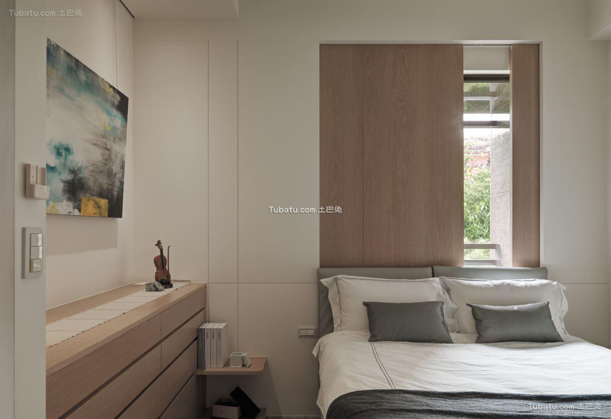 现代风卧室设计图册