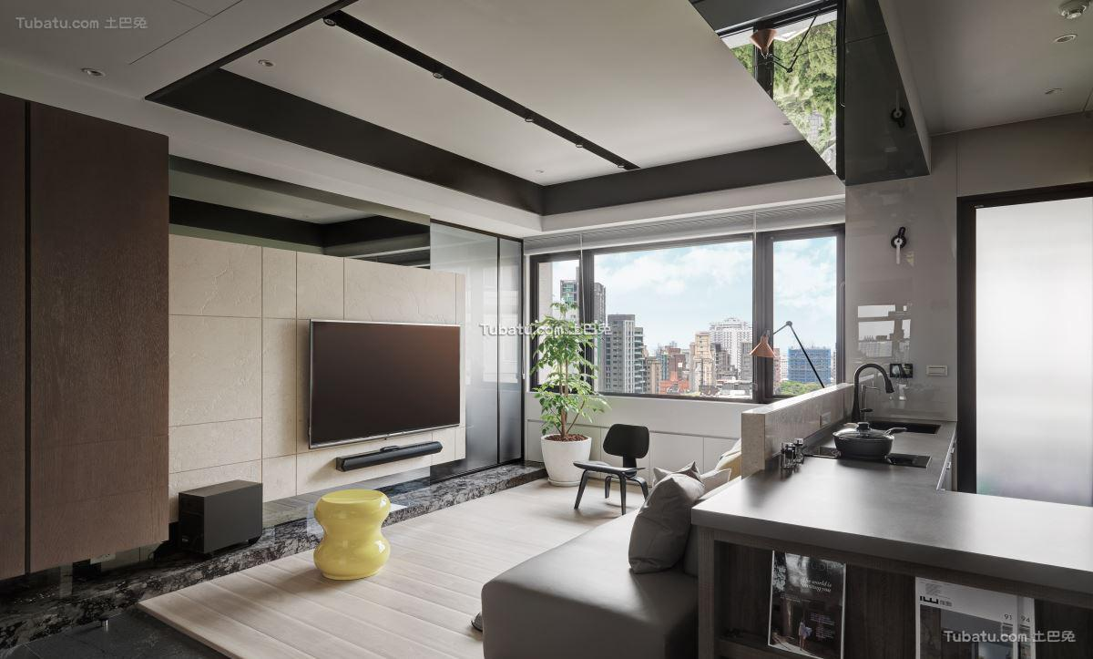 现代二居室设计图册