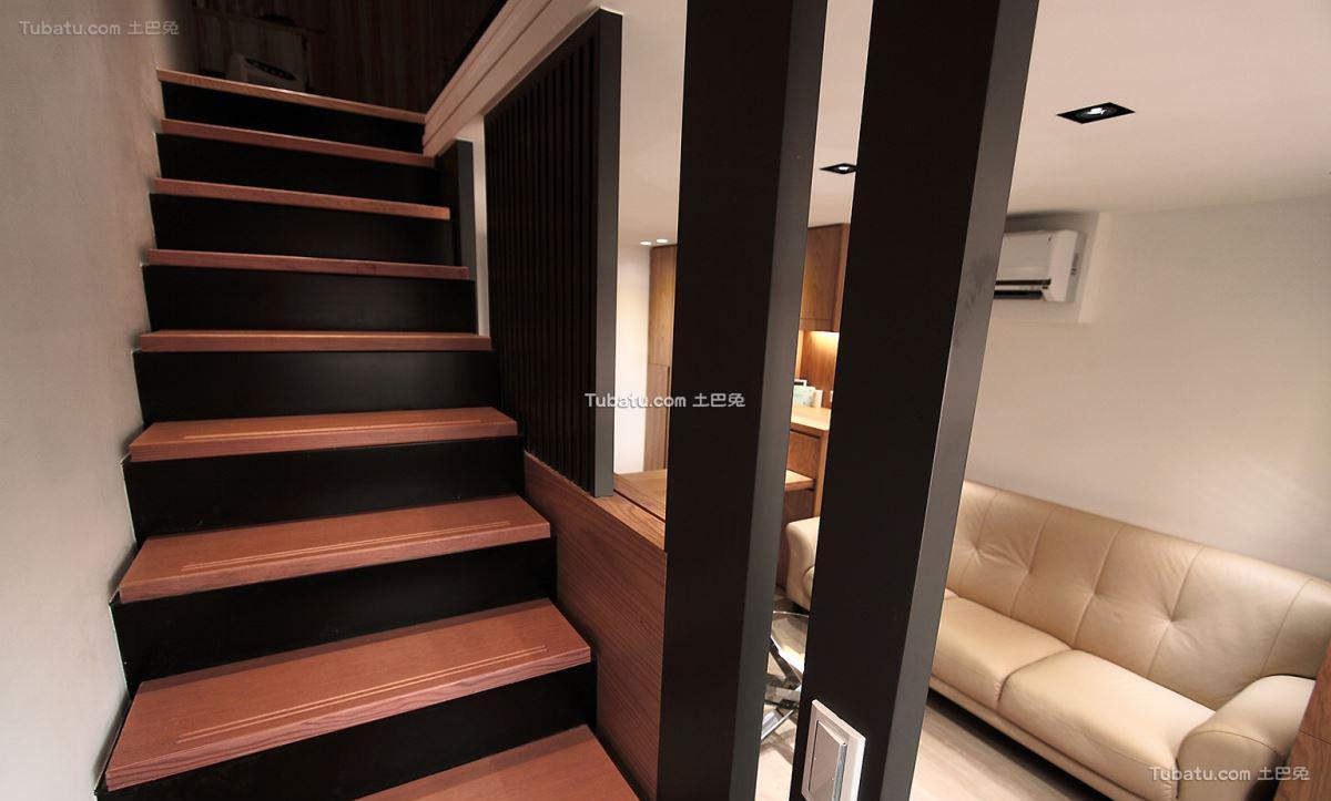 现代风楼梯效果图册